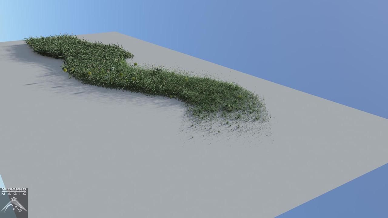 Dorna Commercial - grass test