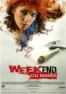 Weekend cu mama, poster
