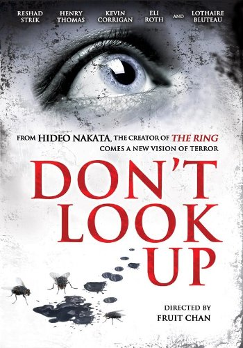 dont look up, poster